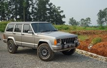 Jeep Cherokee XJ, Generasi Kedua yang Paling Tenar dan Ikonik