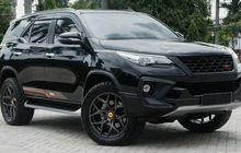 Resep Mudah Untuk Bikin Toyota Fortuner Tambah Ganteng, Cukup Pakai Ini!
