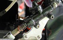 per klep bekas bisa mencegah rem cakram belakang motor blong!