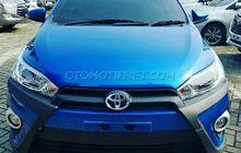 Nih, Penampakan Resmi Toyota Yaris Heykers!