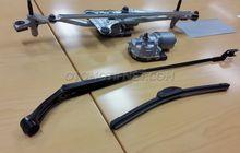 Wiper Flat-Blade Bosch Bisa Dipakai di Wiper Konvensional