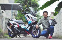 Usung Konsep Hyundai Racing Midship 15, Tampang Yamaha NMAX Ini Makin Sporti