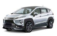 Modifikator Kawakan Bikin MPV Mitsubishi Terbaru Ini Jadi Crossover