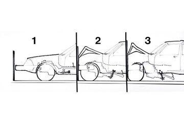 Mengenal Jenis Sasis Mobil Monokok Dan Ladder Frame Apa Bedanya Gridoto Com