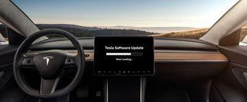 Mobil Tesla Dapat Fitur Baru Cara Update Nya Mirip Smartphone Gridoto Com