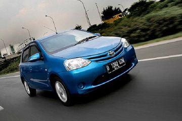 Ilustrasi Toyota Etios bekas