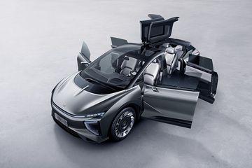 Mobil Listrik Buatan China Ini Aneh Saking Uniknya Tesla Model X Aja Jadi Berasa Normal Gridoto Com