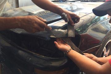 Cara Hitung Dan Biaya Perbaikan Bodi Mobil Di Bengkel Ketok
