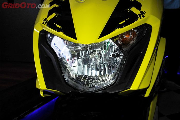 Lampu LED Suzuki Nex II Cross