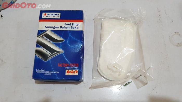 Filter fuel pump Satria F150 injeksi