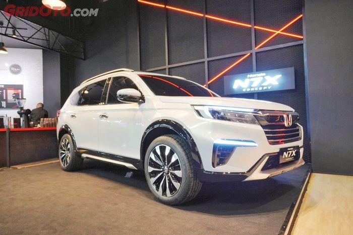 Mobil konsep Honda N7X
