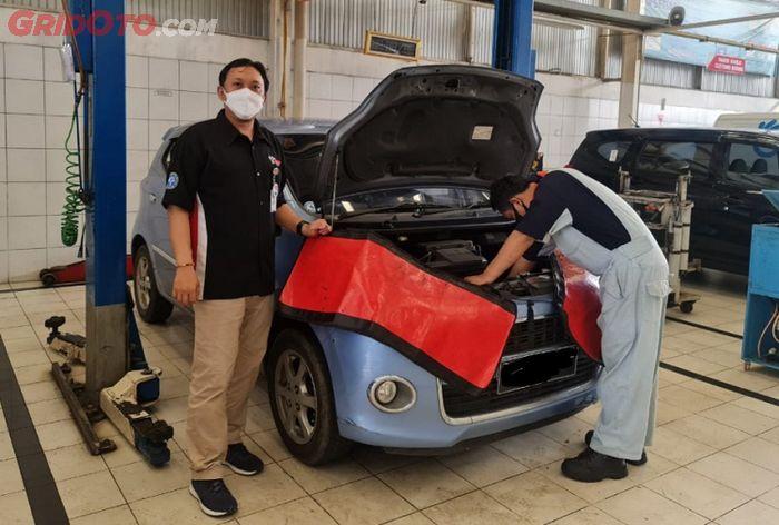Oki Sulistio Workshop Head Tunas Daihatsu