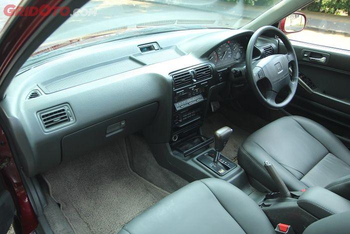 ILUSTRASI. Material Interior Mobil yang Sebagian Besar dari Plastik Sintetis