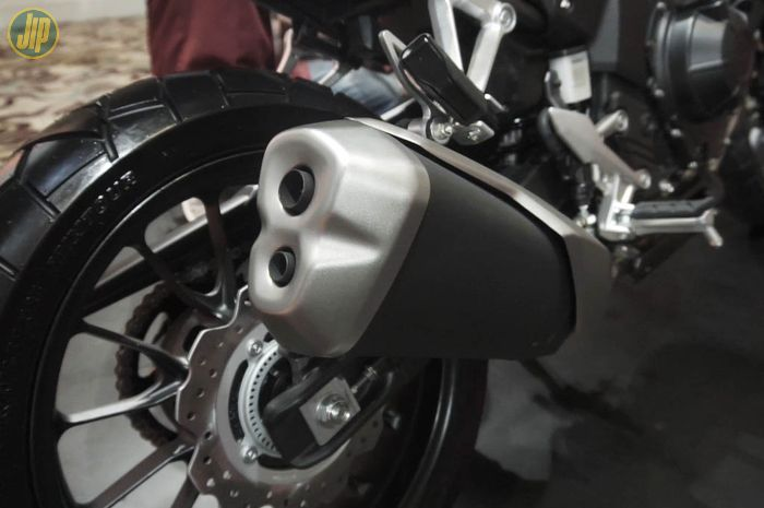 Knalpot Honda CB500X