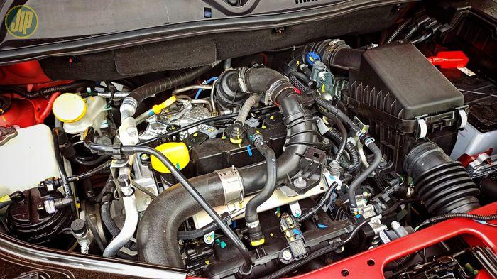Mesin Nissan Magnite 999 cc diberi induksi turbo