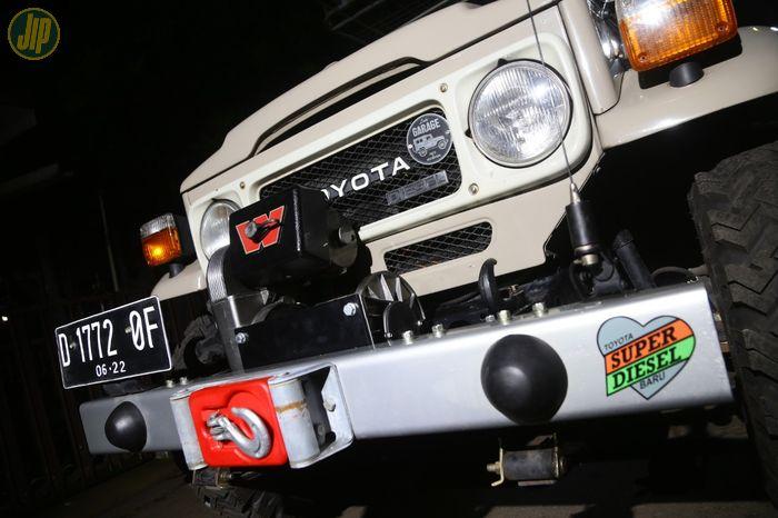 Toyota Land Cruiser BJ40 Versi Australia