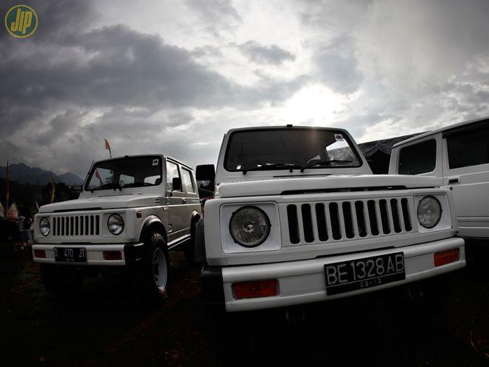 Suzuki Jimny di indonesia