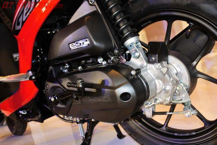 Mesin eSP Honda Genio, pakai basis yang benar-benar baru