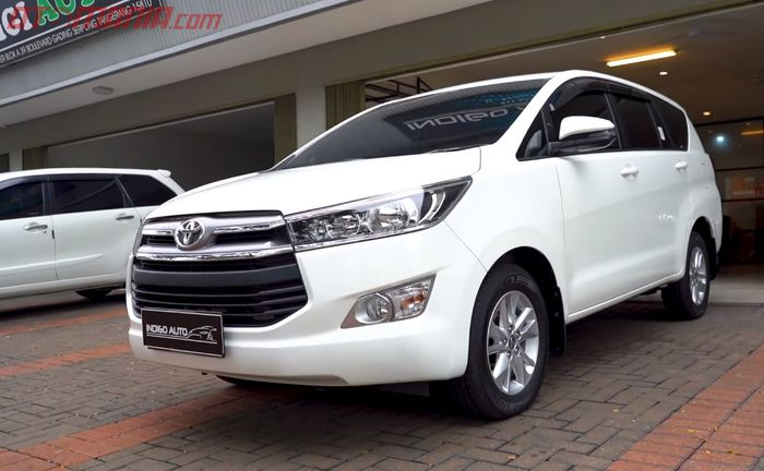 Toyota Kijang Innova Reborn 2.4 G 2019