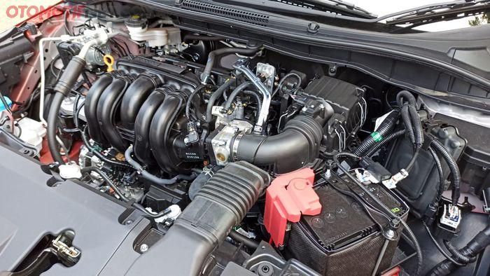 Mesin Honda City hatchback RS menggunakan kode L15ZF