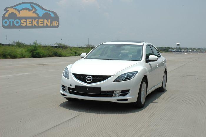 Ilustrasi Mazda6 Bekas