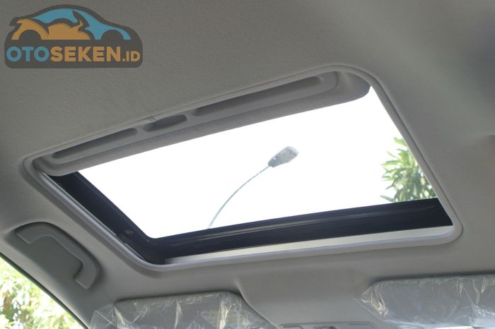 Sunroof Mazda 5 2007