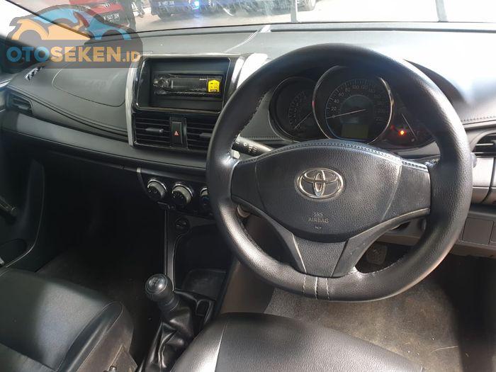 Interior Toyota Limo gen 3 2013 eks taksi Blue Bird