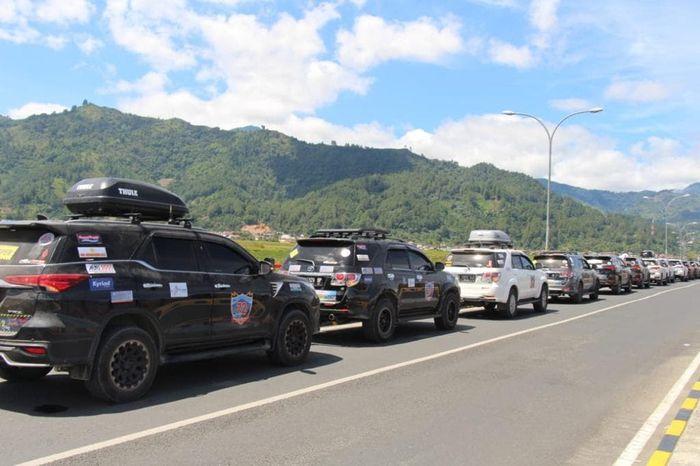 Touring 3 Negara dan Raun Ka Minang Dua