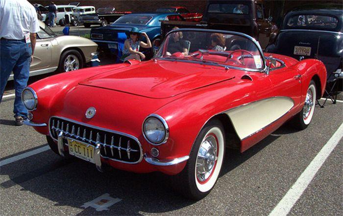 Chevrolet Corvette 1950-an