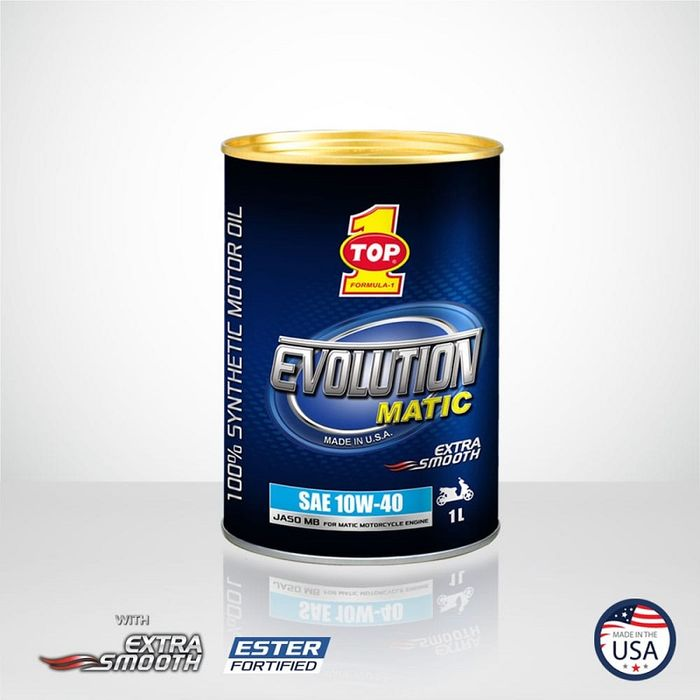 Oli TOP 1 Evolution Matic