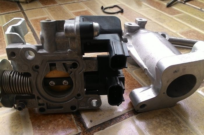 Throttle body Honda Vario 125 lawas