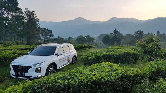 Hyundai Santa Fe XG