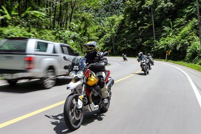 Moto Guzzi V85TT akan segera masuk pasar Indonesia