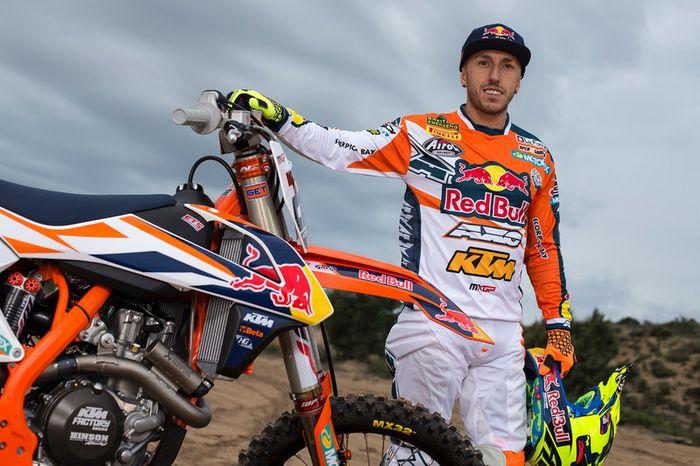 Antonio Cairoli sejak 2005 tak pernah lepas kontrak dengan Red Bull KTM Factory Racing