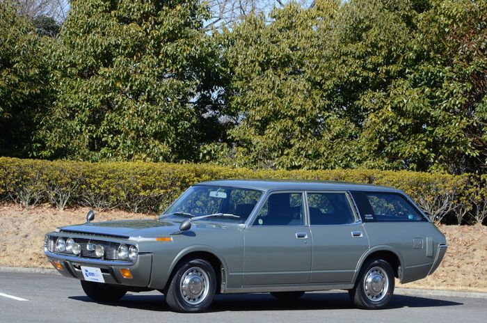 Toyota Crown generasi keempat (MS60