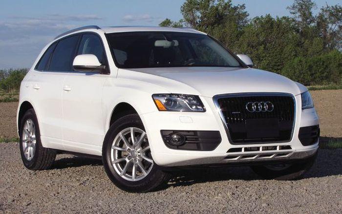 Ilustrasi Audi Q5
