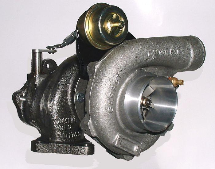 Ilustrasi turbocharger