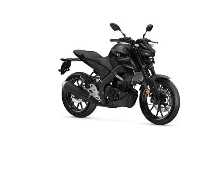 Yamaha MT-125 Tech Black