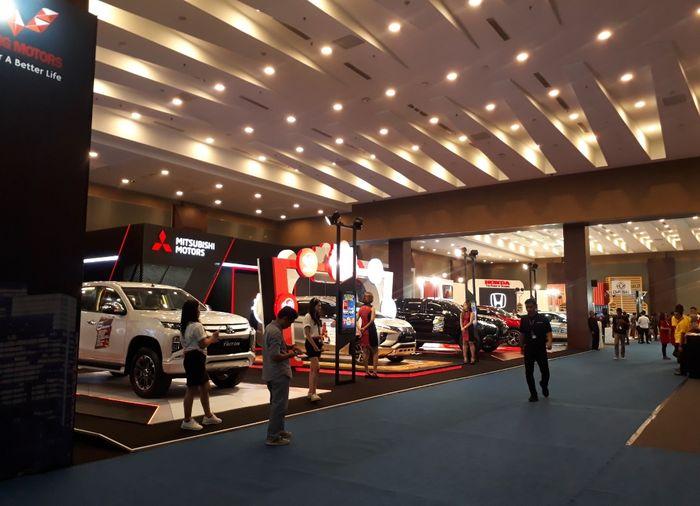 GIIAS Medan 2018 yang berlangsung dari 23-27 Oktober 2019 di Santika Convention Center