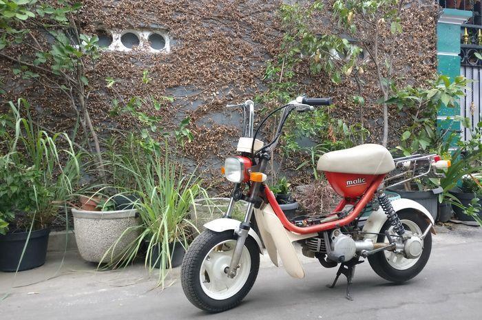Yamaha Malic