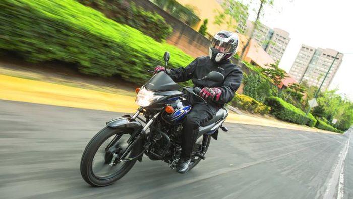 Suzuki Hayate GE110 bahkan dijual hingga Meksiko