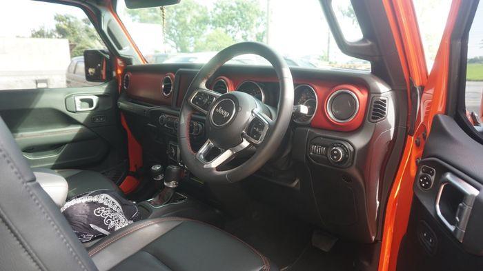 Kabin Jeep Rubicon Bupati Karanganyar