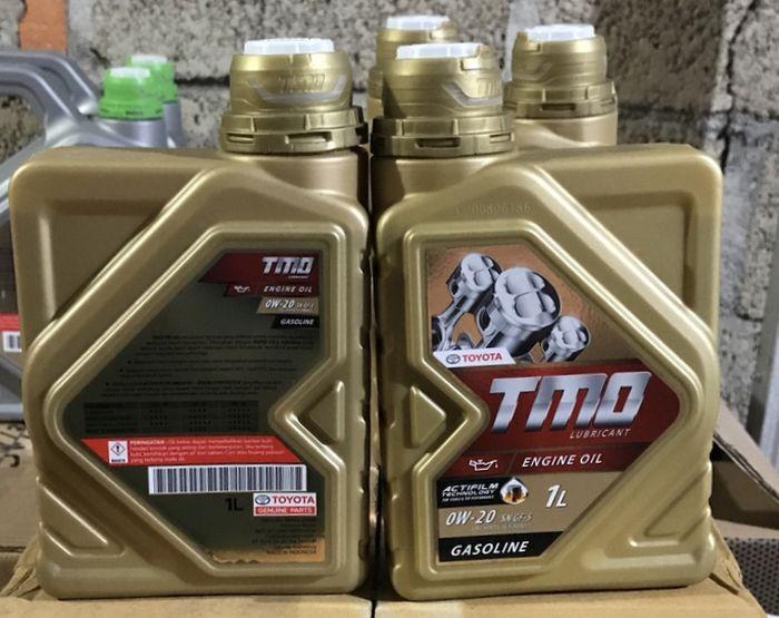 Toyota Motor Oil (TMO) 0W-20