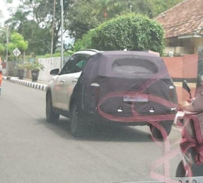 Hyundai Creta terpantau di jalanan Indonesia