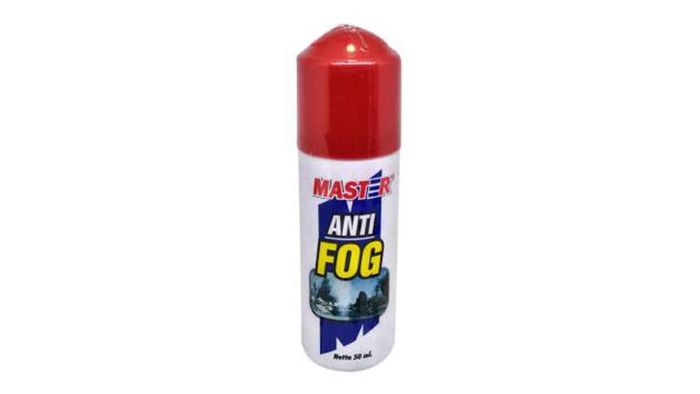 Produk anti fog atau anti kabut