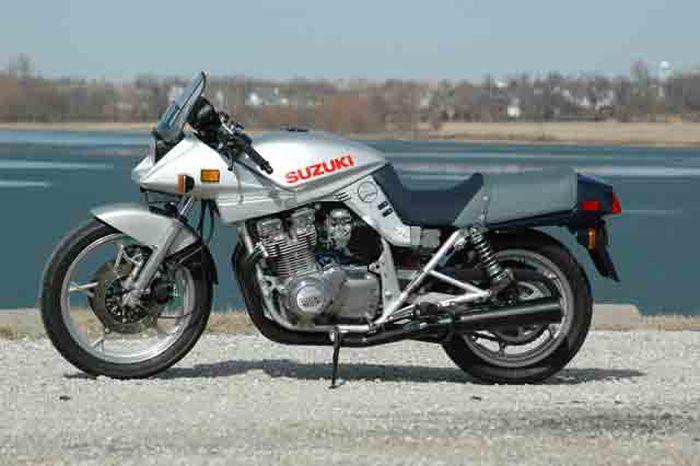 Suzuki Katana GSX1100SZ