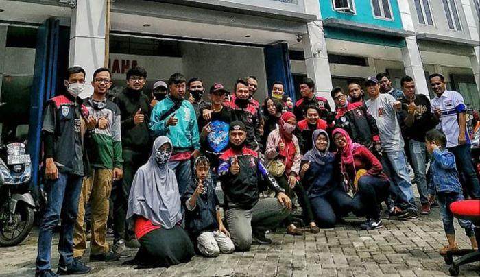 Yamaha Lexi Community Jakarta (YLCJ) gelar kopdar keenam