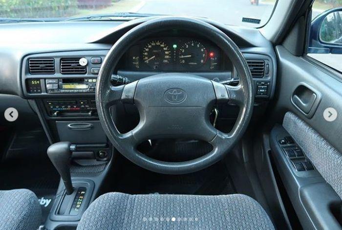 Interior All New Corolla 1.6 matik 1997