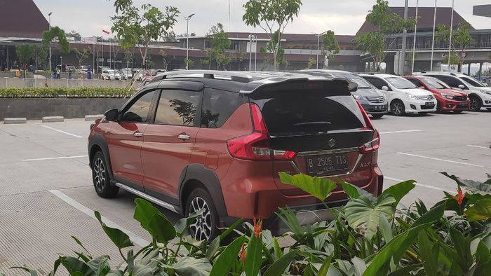 New Normal Media Test Drive Suzuki XL7