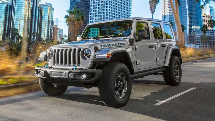 Jeep Wrangler 4xe plug-in hybrid akan meluncur Desember 2020